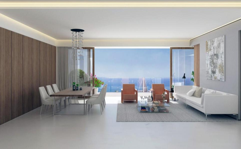 The unique concept of Pier 57 allows for each 2 bedroom 2 bath home the ability to convert to an oversized one bedroom with larger living areas or spacious open studio.