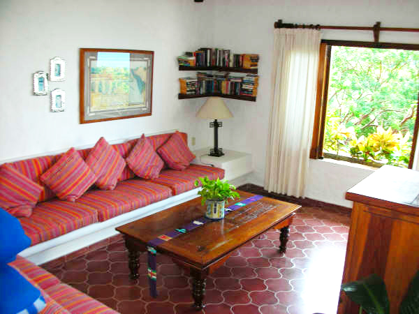 Casa Carson in Puerto Vallarta's South Shore