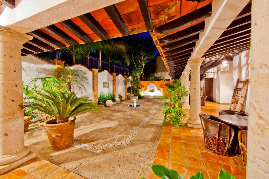 Gorgeous design pieces from around Mexico collide with luxury and upgrades in this magical one of a kind Conchas Chinas Villa.