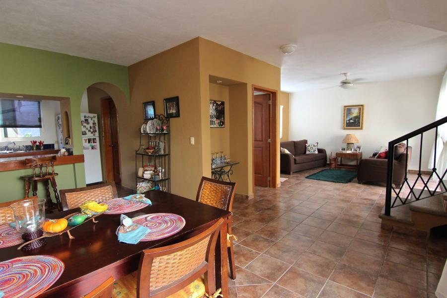Casa del Angel is situated in the quiet gated, residential area of Los Arboles with 24 hour security.
