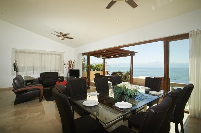 Delightful turnkey villa offers luxury living in the fabulous master planned community of Punta Esmeralda.